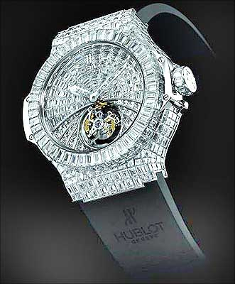 most expensive watches in the world justin my