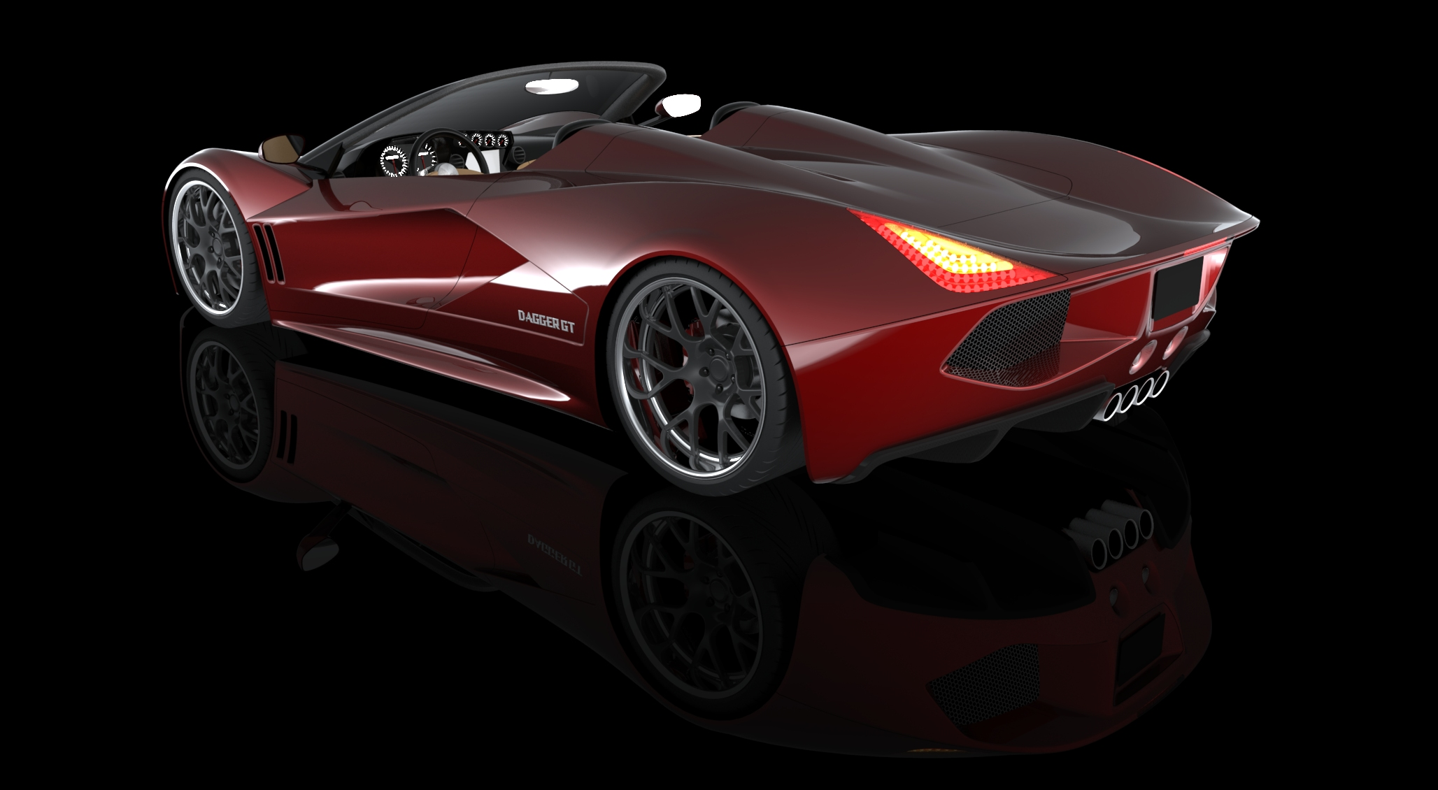 fastest car in the world transtar dagger gt. Black Bedroom Furniture Sets. Home Design Ideas
