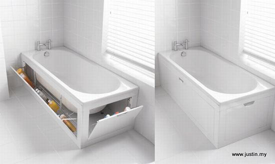 Bathtub for Salle de bain 2 m2