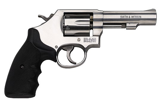 Smith & Wesson Model 64 SS .38 Revolver – Justin.my