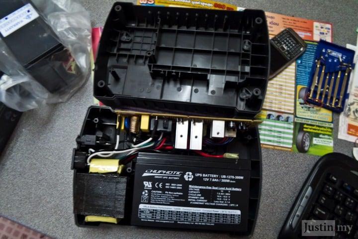 apc smart ups 1000xl manual