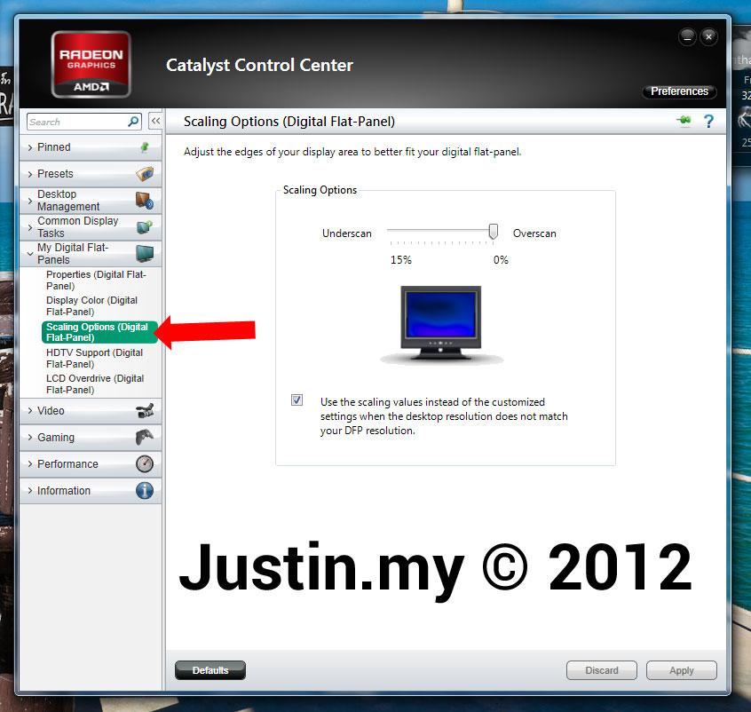 AMD Radeon HD 6900 Display Driver