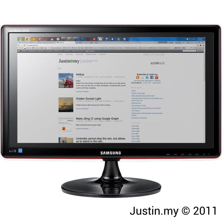 Cannot display Full Screen using ATI (AMD) Radeon ? – Justin my