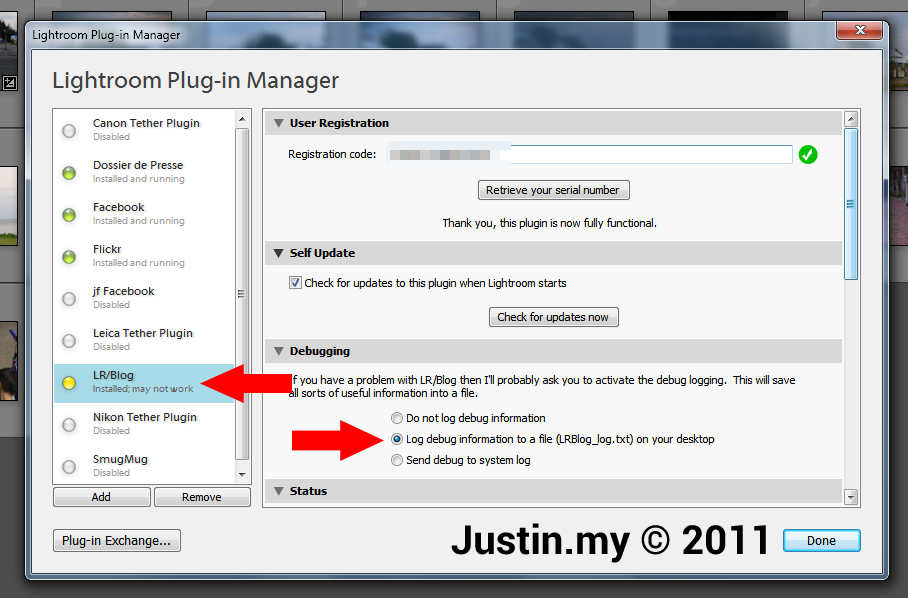 Lightroom-Plugin-Manager