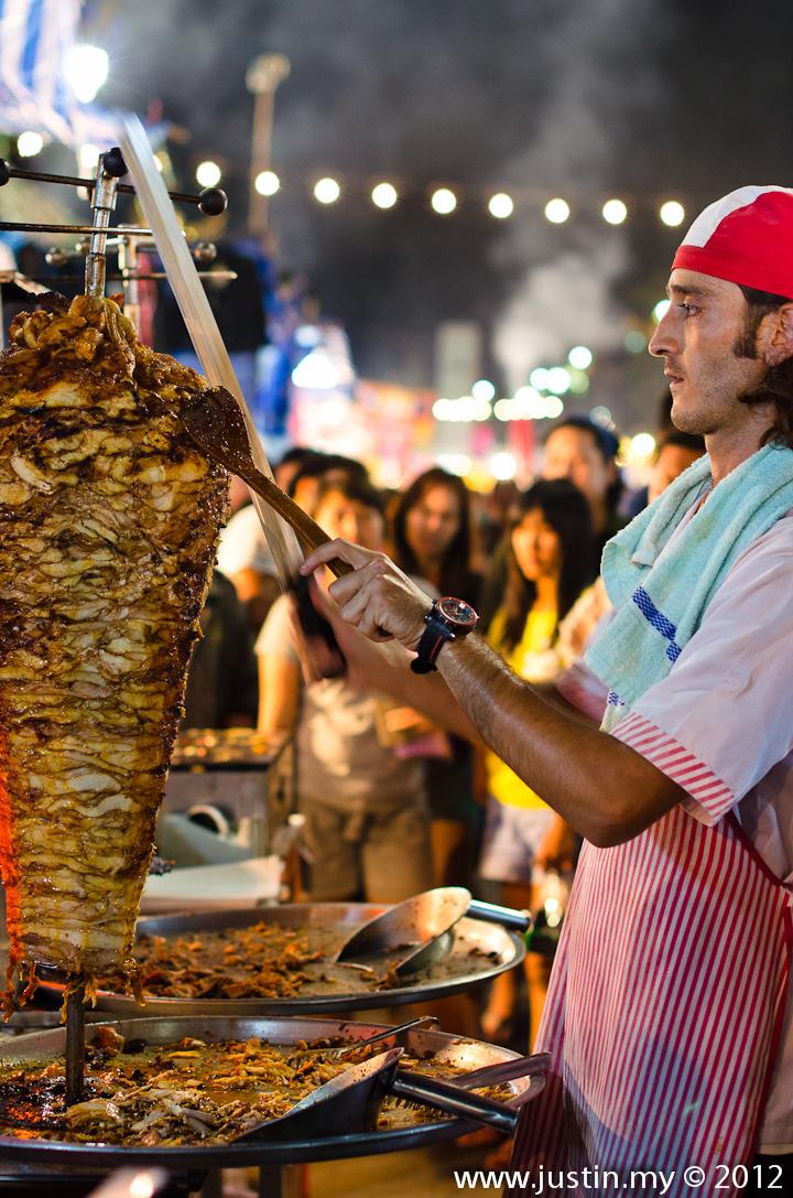 Kebab in Thailand