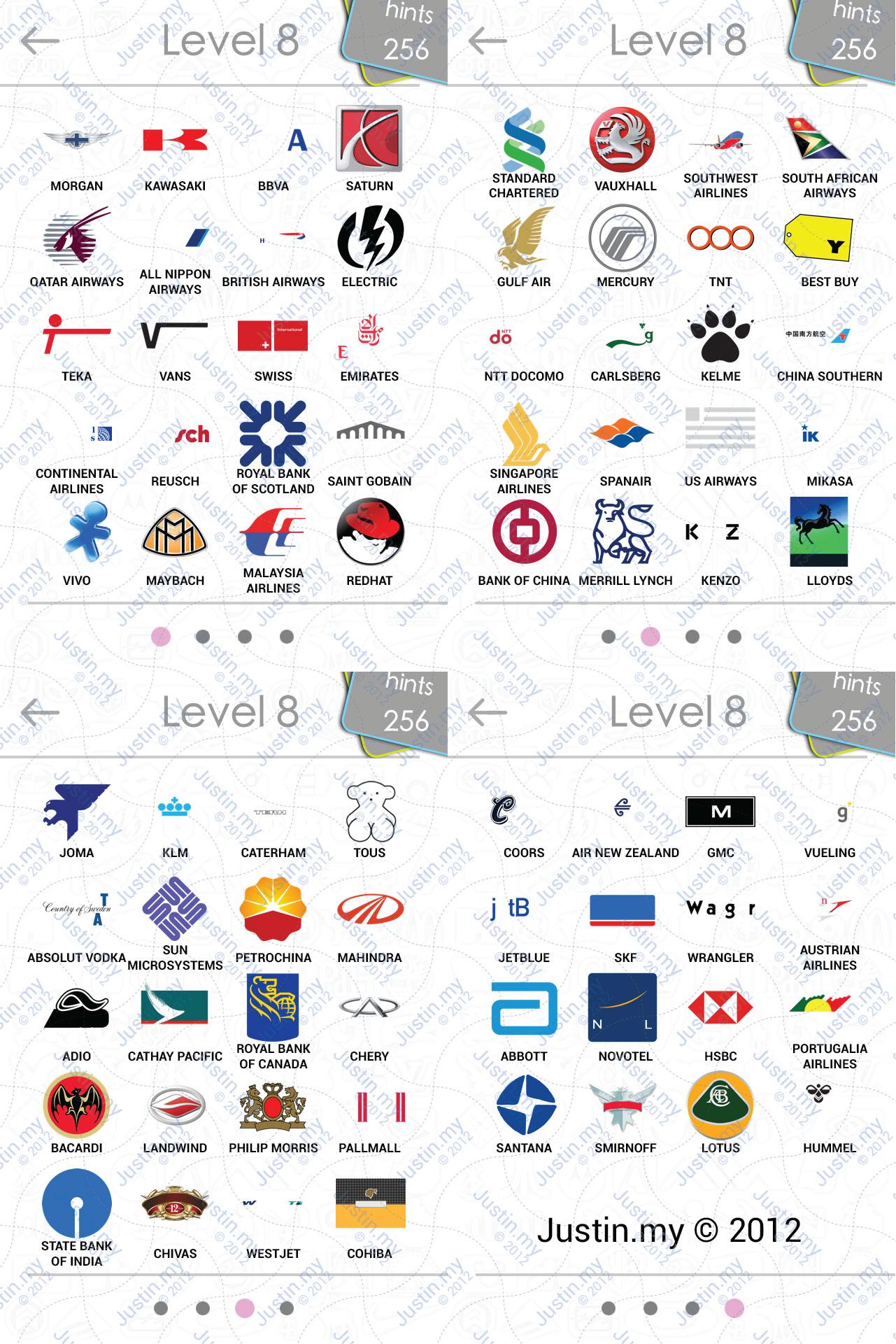 Level 10 logos quiz level 11 logos quiz level 12