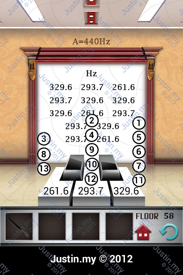 100 Floors Annex Walkthrough Game Solver Holidays Oo