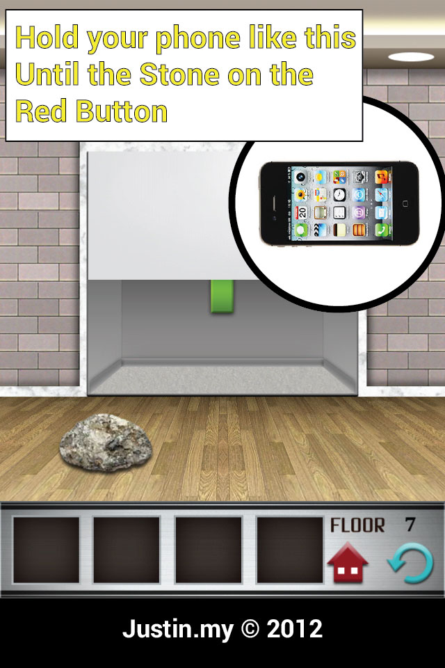 100 Floors Walkthrough Page 7 Justin My