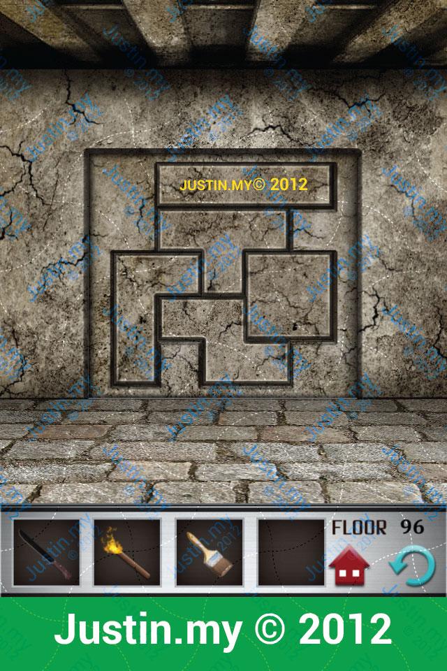 100 Floors Hd Level 96