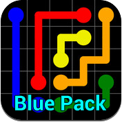 Flow Game Blue Pack Walkthrough