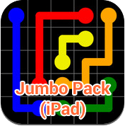 Flow Game Jumbo Pack iPad Answers