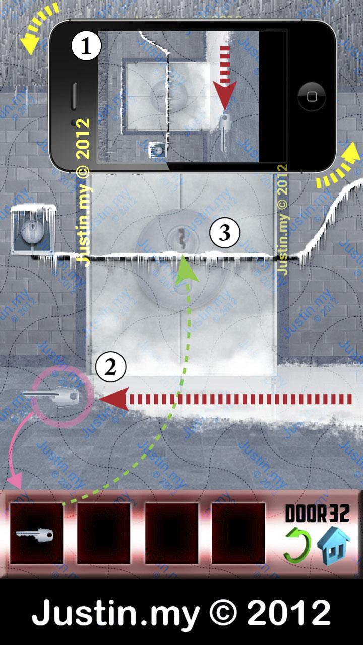 100 doors x walkthrough for iphone ipad ipod page 32 for 100 doors door 32