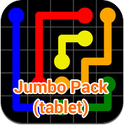 Flow Free Jumbo Pack Tablet for Android Cheats
