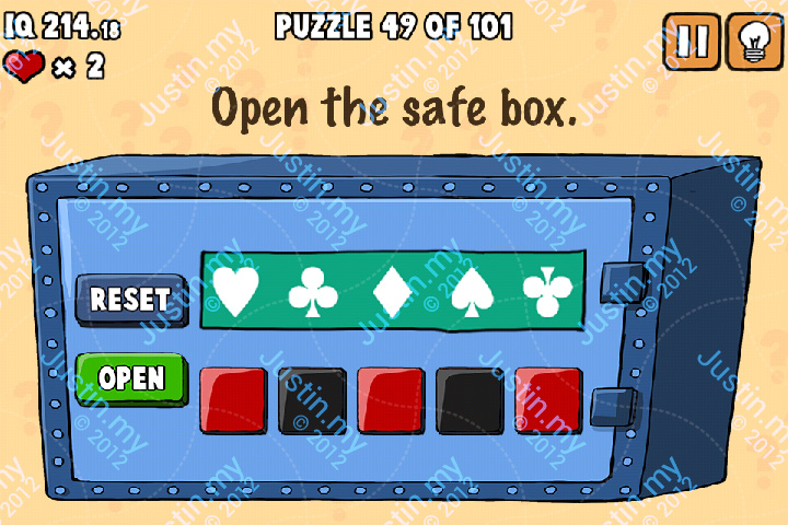 Whats inside the box level 16 17 18 19 20 solution