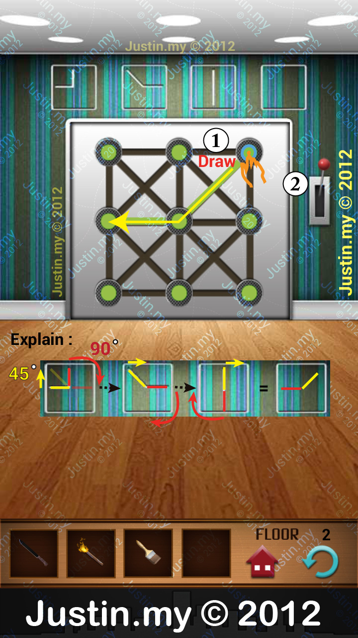 100 Floors Annex Walkthrough For Iphone Ipad Ipod