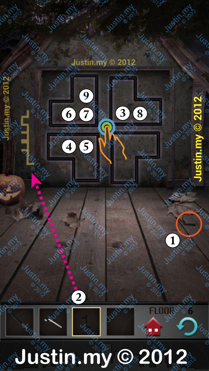 100 Floors Season Tower Walkthrough For Android Page 6