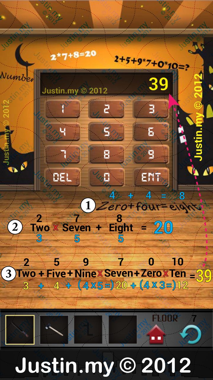100 Floors Season Tower Walkthrough For Android Page 7