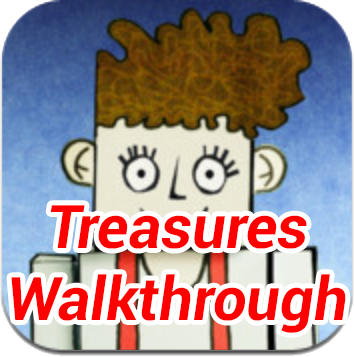 Albert Treasures Walkthrough for iPhone, iPad, iPod