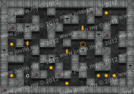 Reveal the Maze Level 1-1