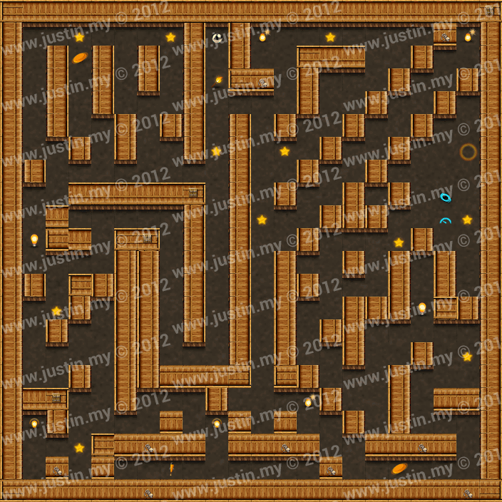 Reveal the Maze Level 3-4