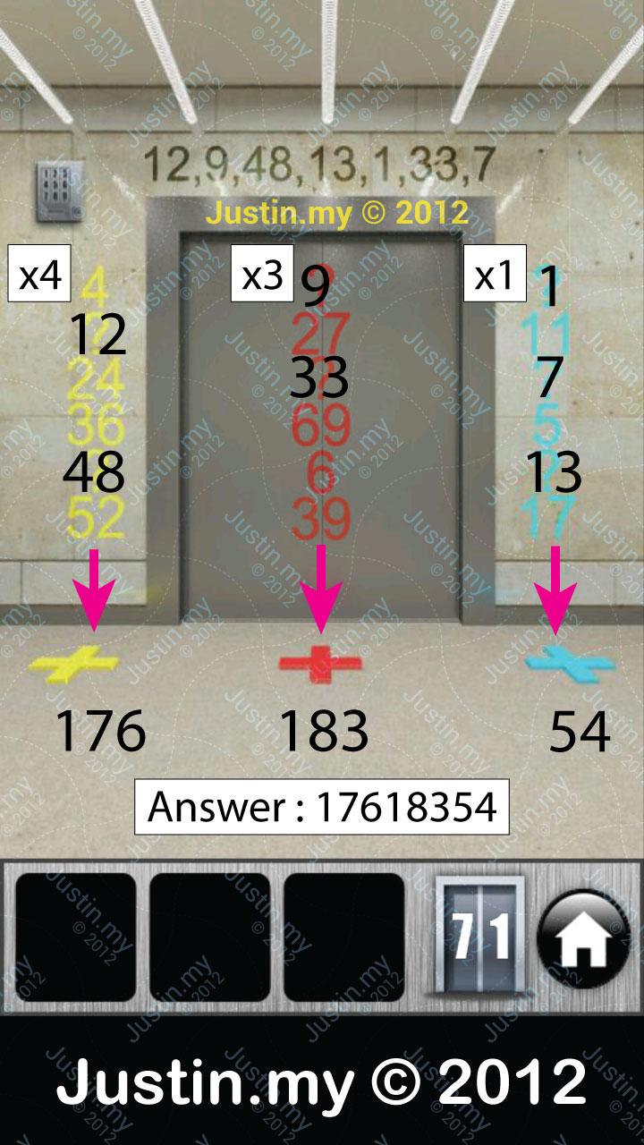100 doors 2013 walkthrough page 71 for 100 doors door 11 walkthrough