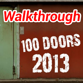 100 Doors 2013 Walkthrough Justin My