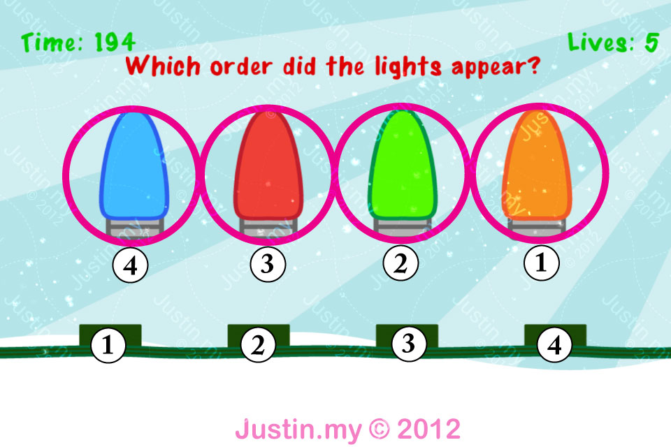 answers for the impossible test. NEXT IMAGE