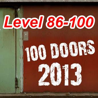 100 doors 2013 level 86 100 update for 100 door 2013
