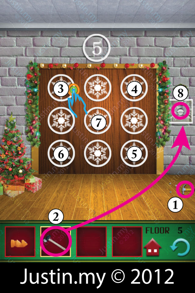 100 Floors Level 14 Christmas