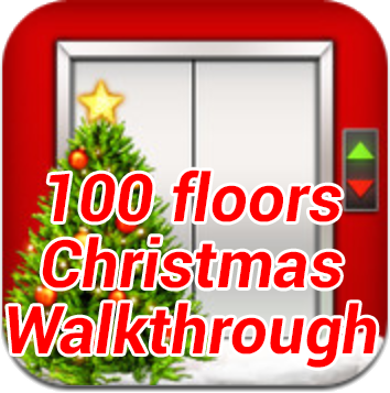 100 Floors Christmas Level 7 Justin My