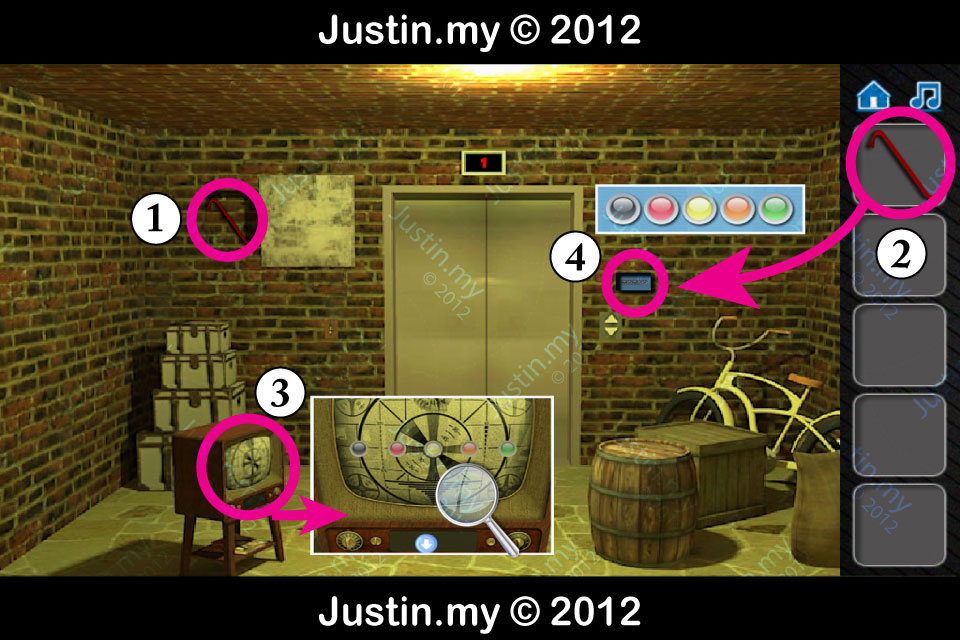 Can You Escape Walkthrough Level 6 Ipad