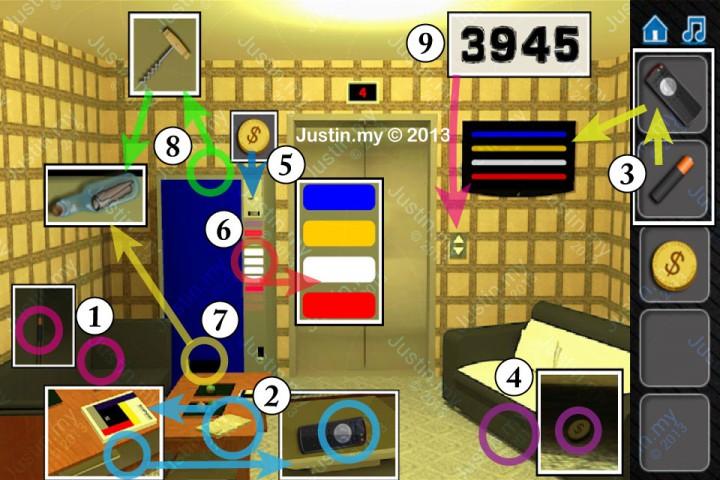 Can You Escape  X Rooms Walkthrough