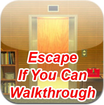 you can escape