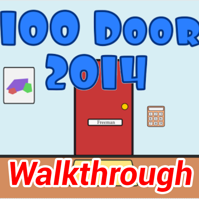 100 Doors 2014 Walkthrough