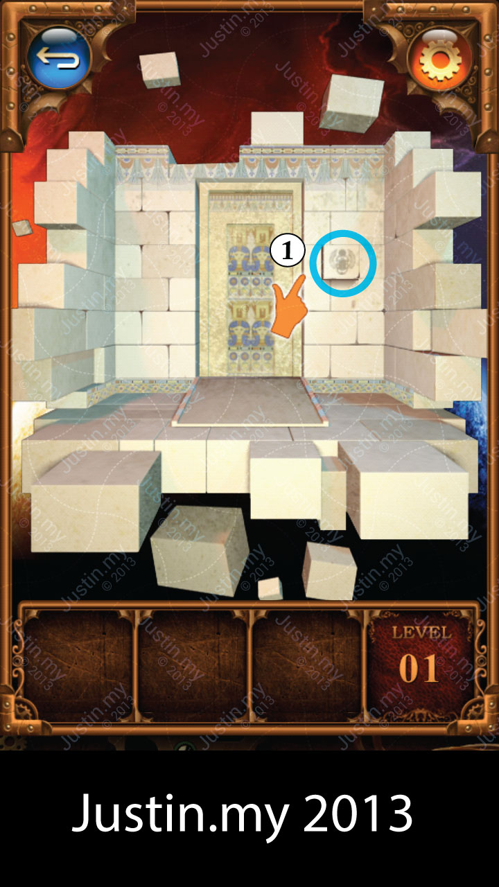 100 Doors Parallel Stage 1 Level 1