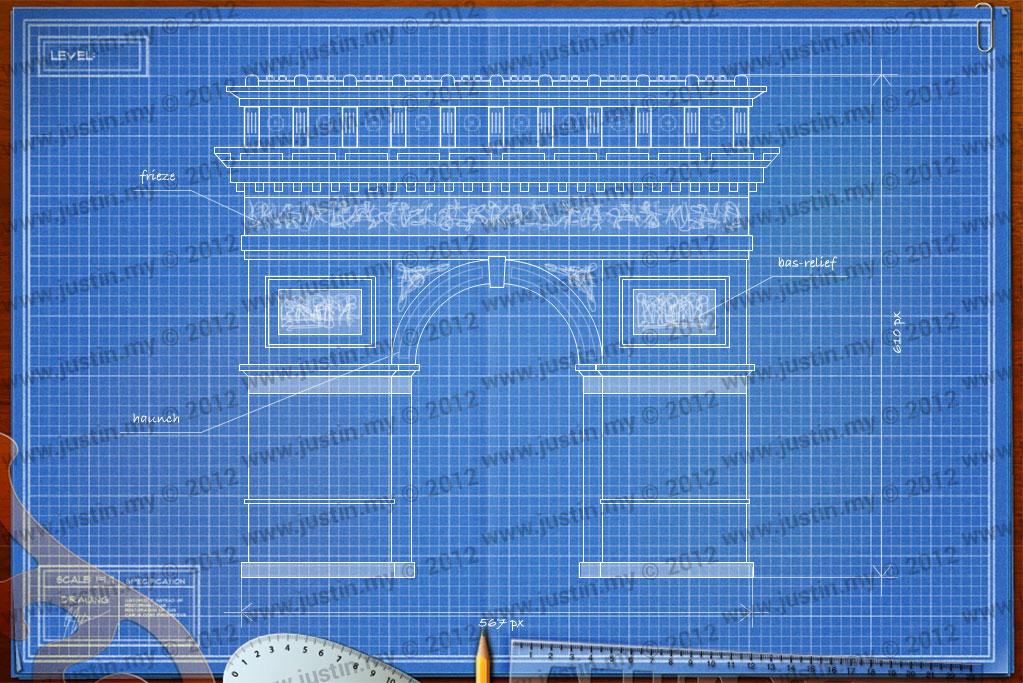 Blueprint 3d Architecture Solutions Level 13