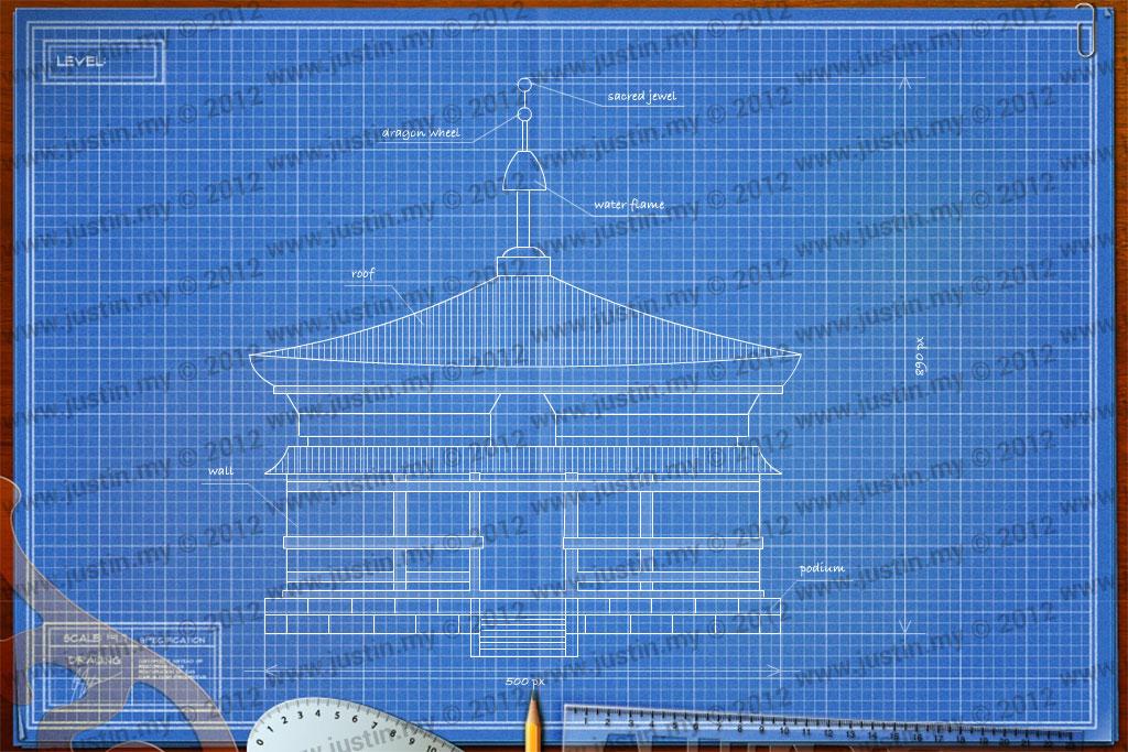Blueprint 3d Architecture Solutions Level 19