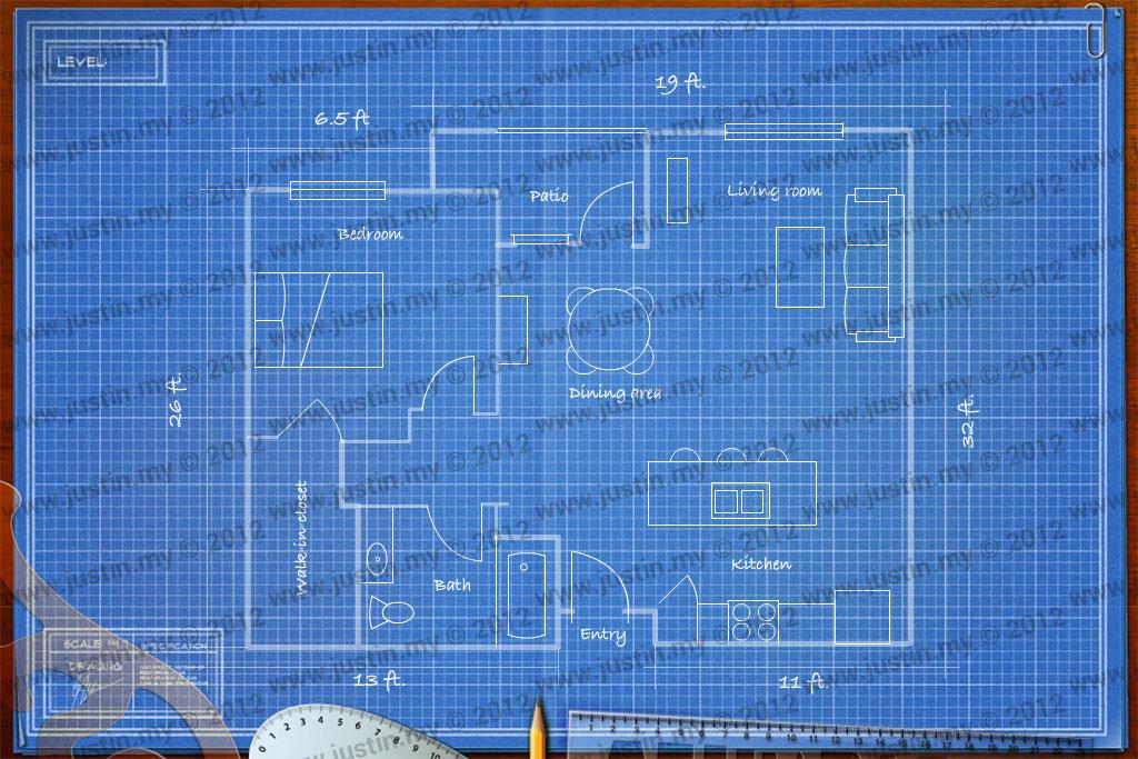 Blueprint 3d Architecture Solutions Level 24