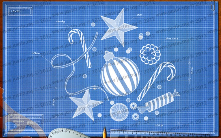 BluePrint 3D Christmas Level 20