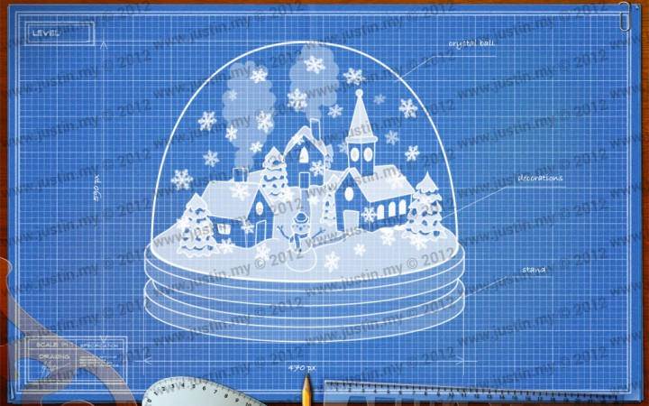 BluePrint 3D Christmas Level 24