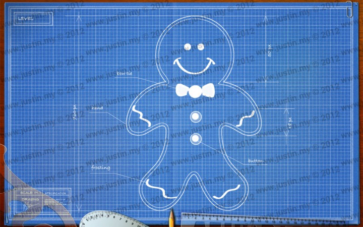 BluePrint 3D Christmas Level 4