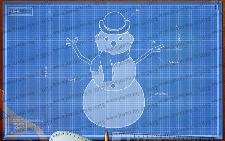 BluePrint 3D Christmas Level 5