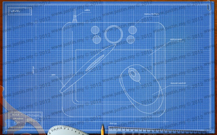 BluePrint 3D Electronic Level 33