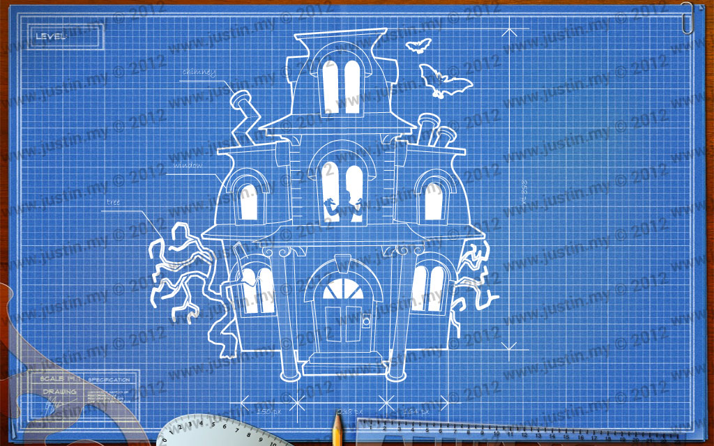 BluePrint 3D Halloween Level 26