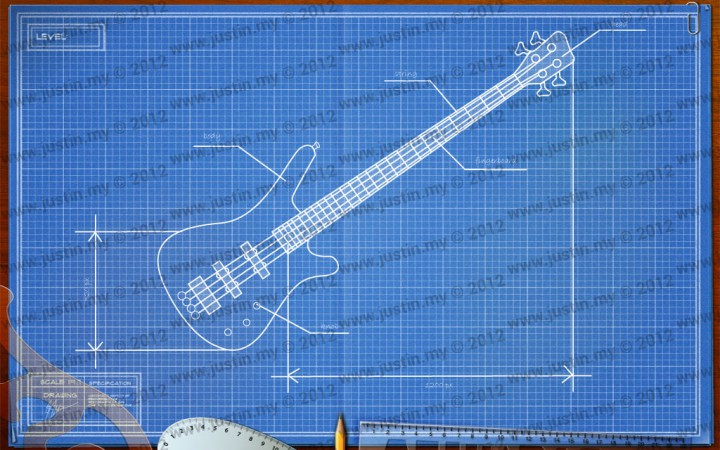 BluePrint 3D Instruments Level 19