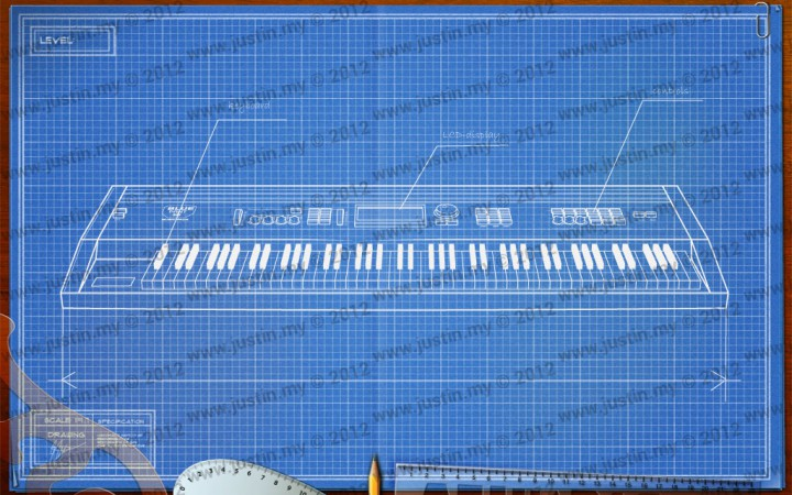 BluePrint 3D Instruments Level 26