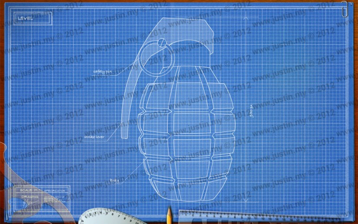 BluePrint 3D Military Level 9