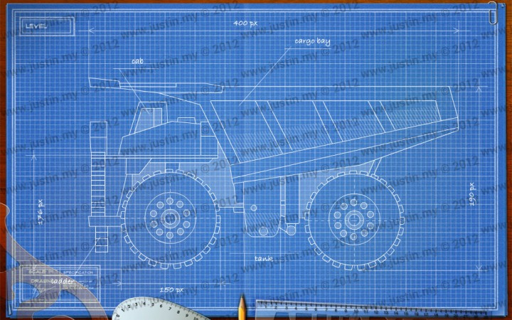BluePrint 3D Transport Level 33