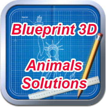 Blueprint 3D Animals Solutions