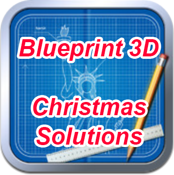 BluePrint 3D Christmas Solutions